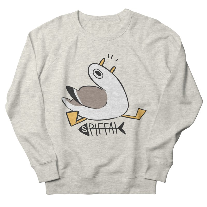 Spiffai Logo Men's Sweatshirt by The Spiffai Team Shop