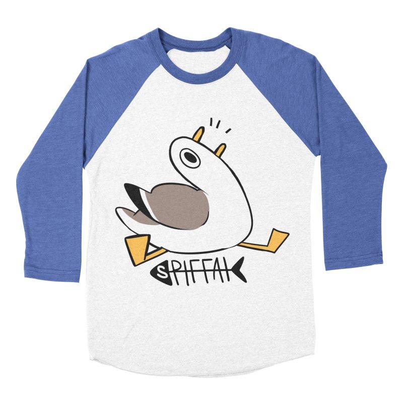 Spiffai Logo Women's Baseball Triblend T-Shirt by The Spiffai Team Shop