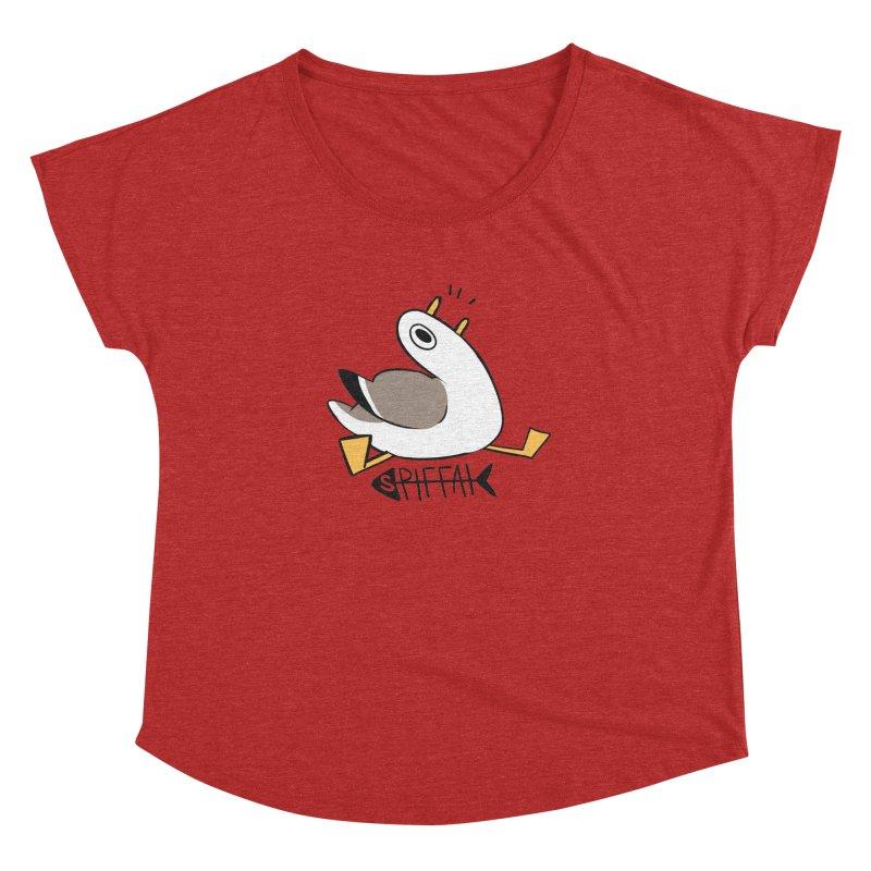 Spiffai Logo Women's Dolman by The Spiffai Team Shop