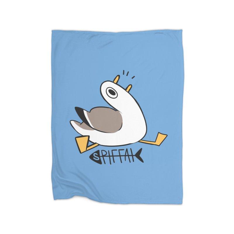 Spiffai Logo Home Blanket by The Spiffai Team Shop