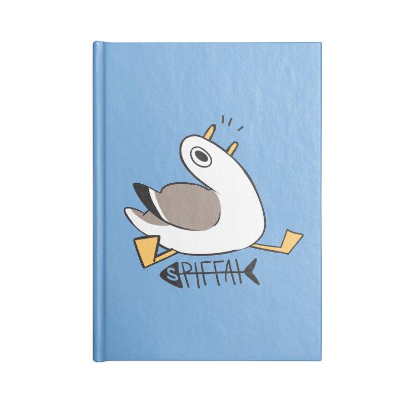 Spiffai Logo Accessories Notebook by The Spiffai Team Shop