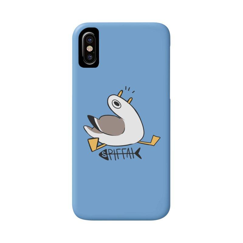 Spiffai Logo Accessories Phone Case by The Spiffai Team Shop