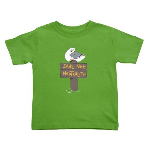 image for Save Net Neutralilty Spiff Bird