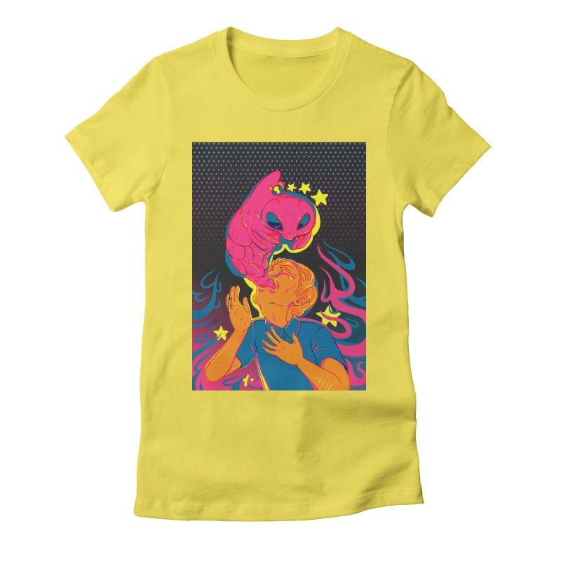 Belphegor Card Art Women's T-Shirt by The Spiffai Shop
