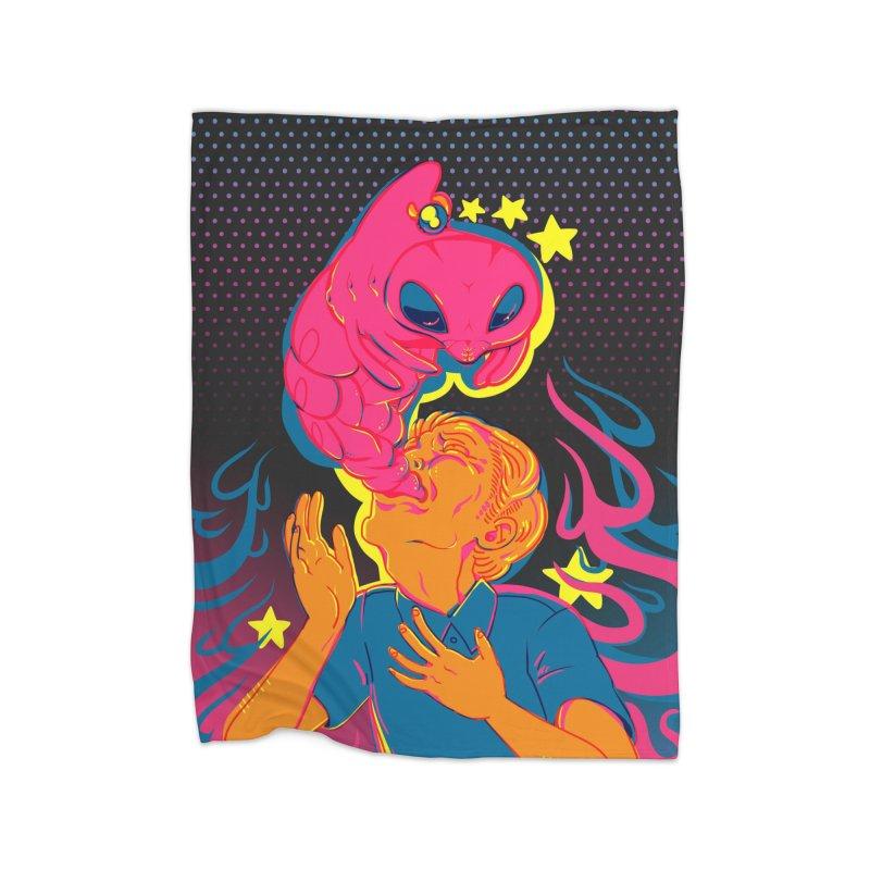Belphegor Card Art Home Blanket by The Spiffai Shop