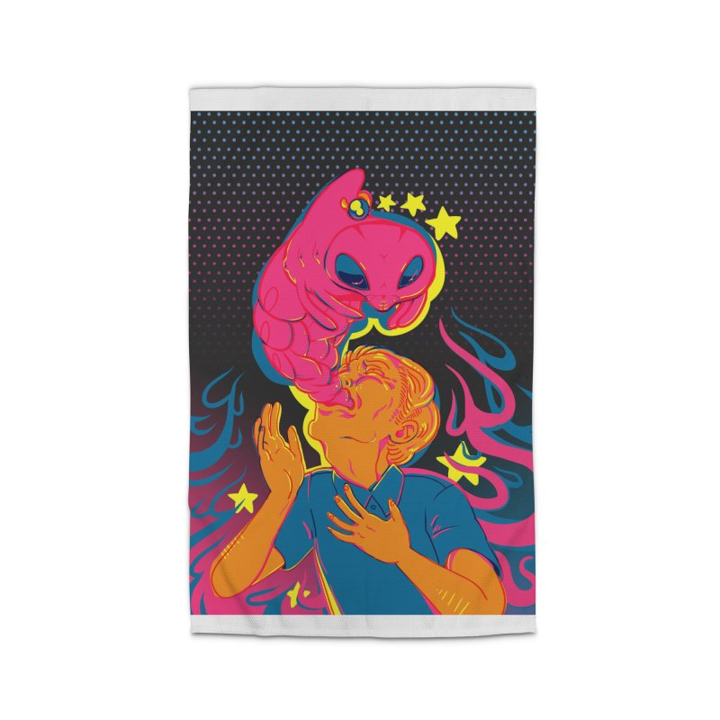 Belphegor Card Art Home Rug by The Spiffai Shop