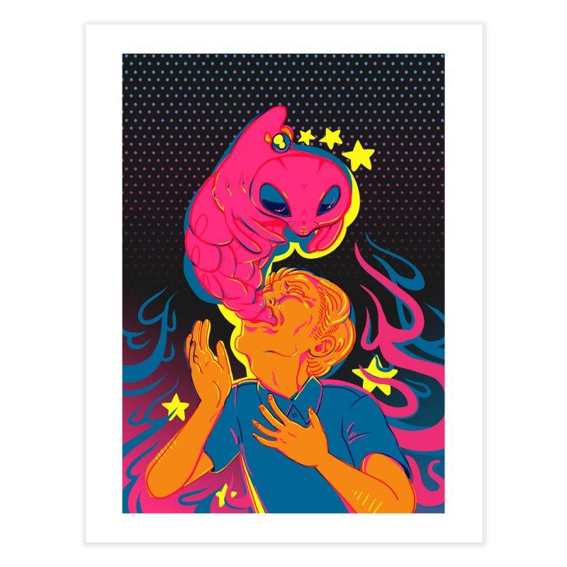 Belphegor Card Art Home Fine Art Print by The Spiffai Shop