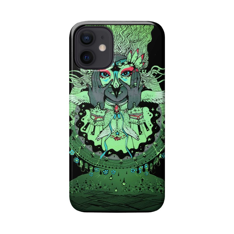 Archange Khamael from S2V2 Accessories Phone Case by The Spiffai Shop