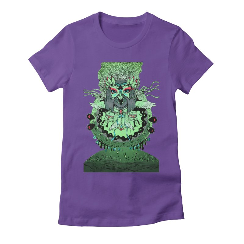 Archange Khamael from S2V2 Women's T-Shirt by The Spiffai Shop