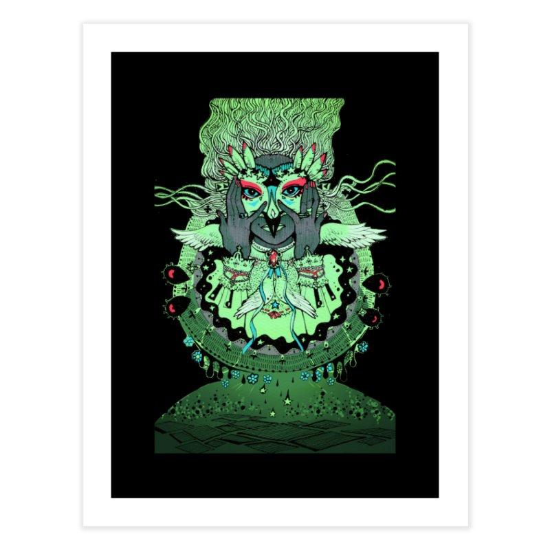 Archange Khamael from S2V2 Home Fine Art Print by The Spiffai Shop