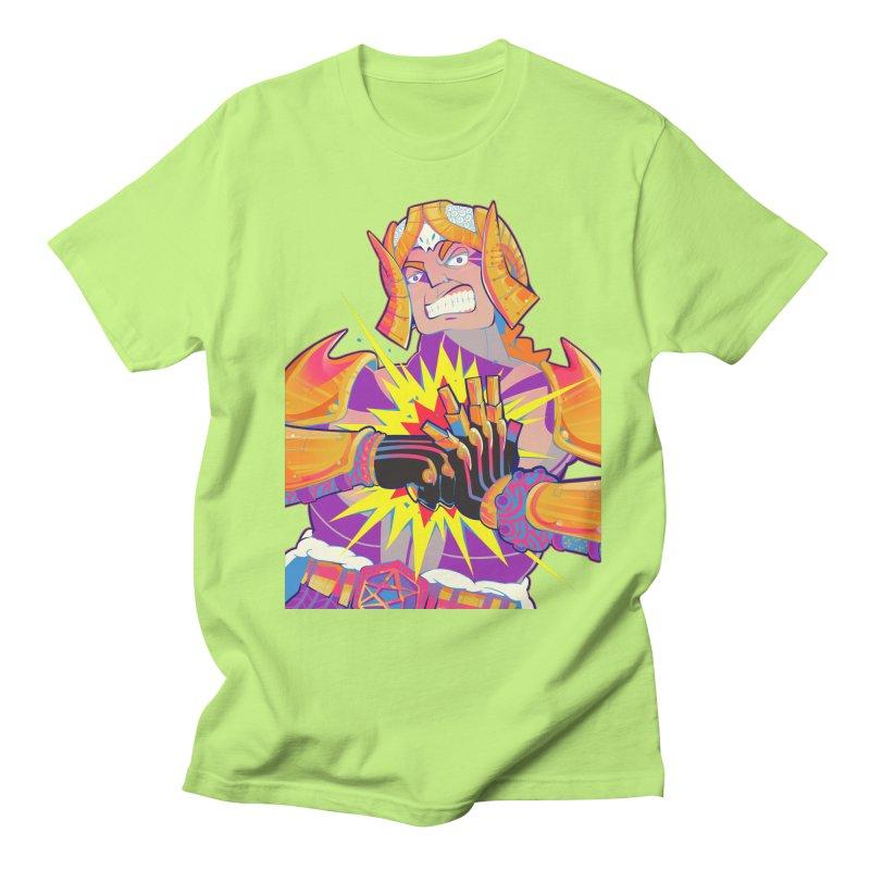 Archangel Samael from S2V2 Men's T-Shirt by The Spiffai Shop