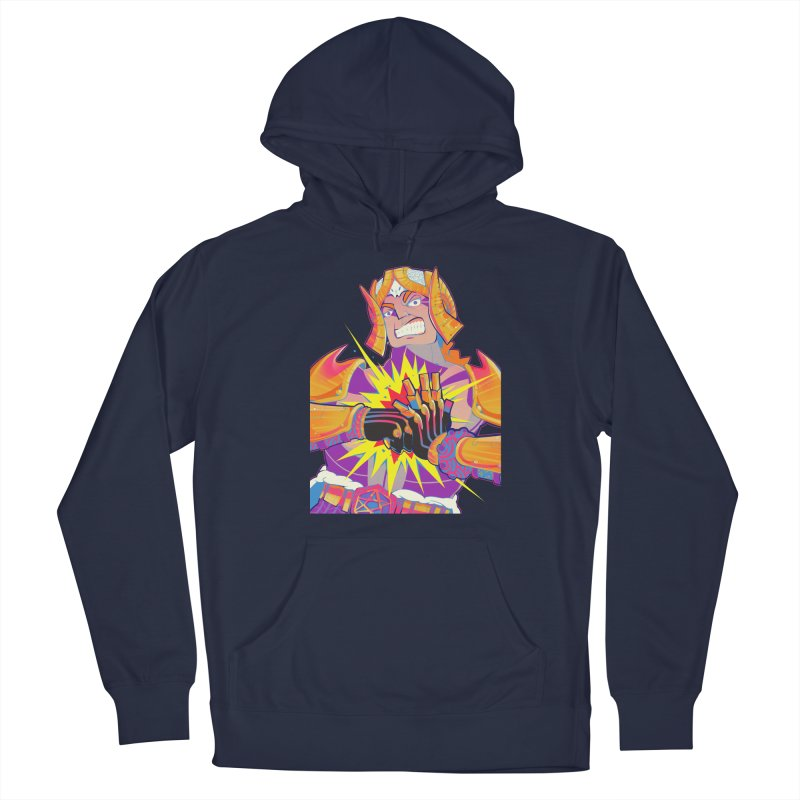 Archangel Samael from S2V2 Men's Pullover Hoody by The Spiffai Shop
