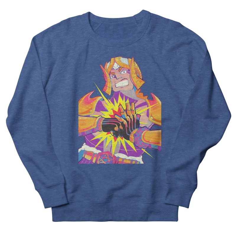 Archangel Samael from S2V2 Men's Sweatshirt by The Spiffai Shop