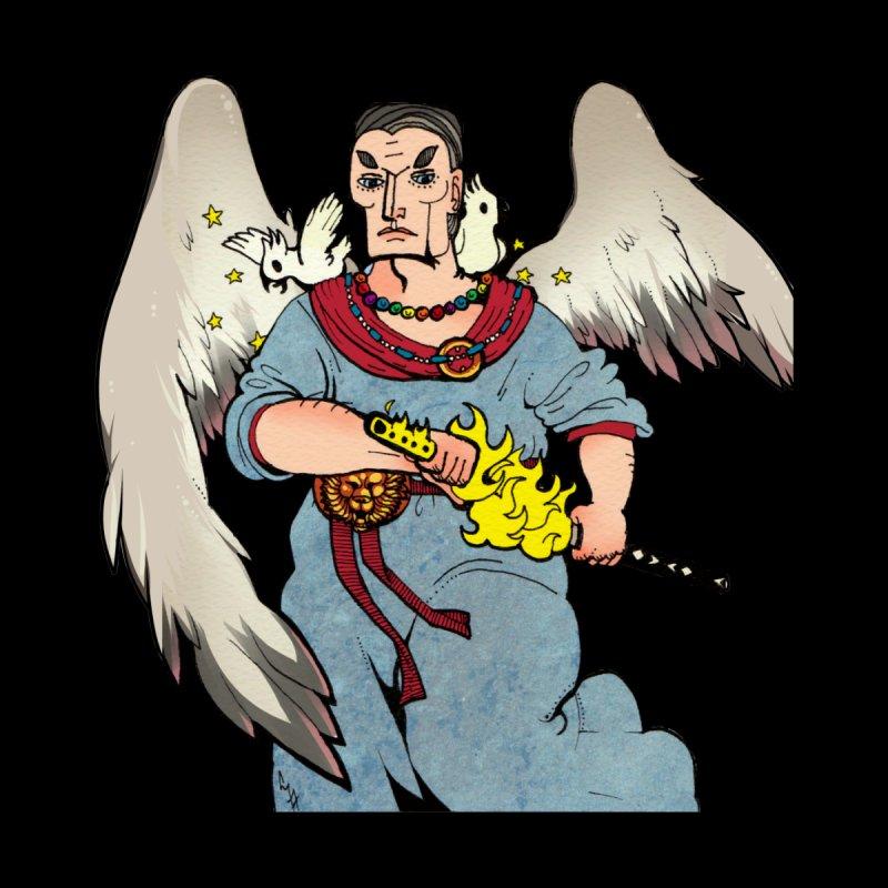 Archangel Uriel from S2V2 Women's Longsleeve T-Shirt by The Spiffai Shop