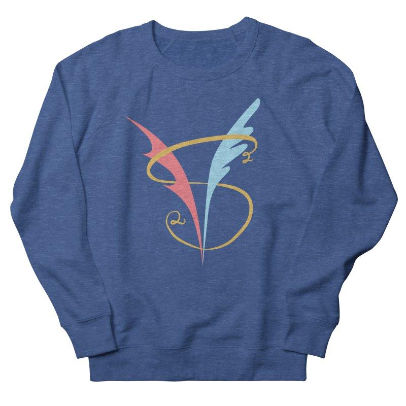S2V2 Logo Men's Sweatshirt by The Spiffai Shop