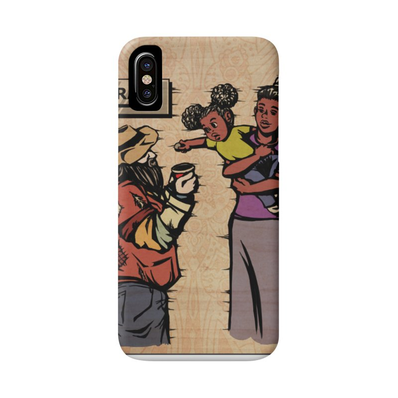 Donating to Charity Card Art Accessories Phone Case by The Spiffai Shop