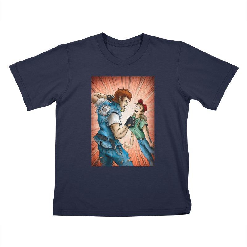Bullying Card Art Kids Toddler T-Shirt by The Spiffai Shop