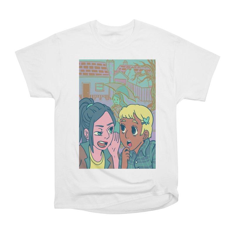 Gossip Monger Card Art Women's T-Shirt by The Spiffai Shop