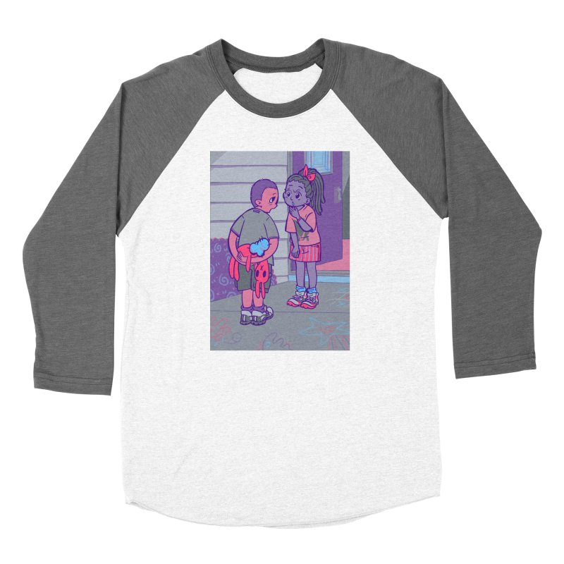 Honesty Card Art Women's Longsleeve T-Shirt by The Spiffai Shop