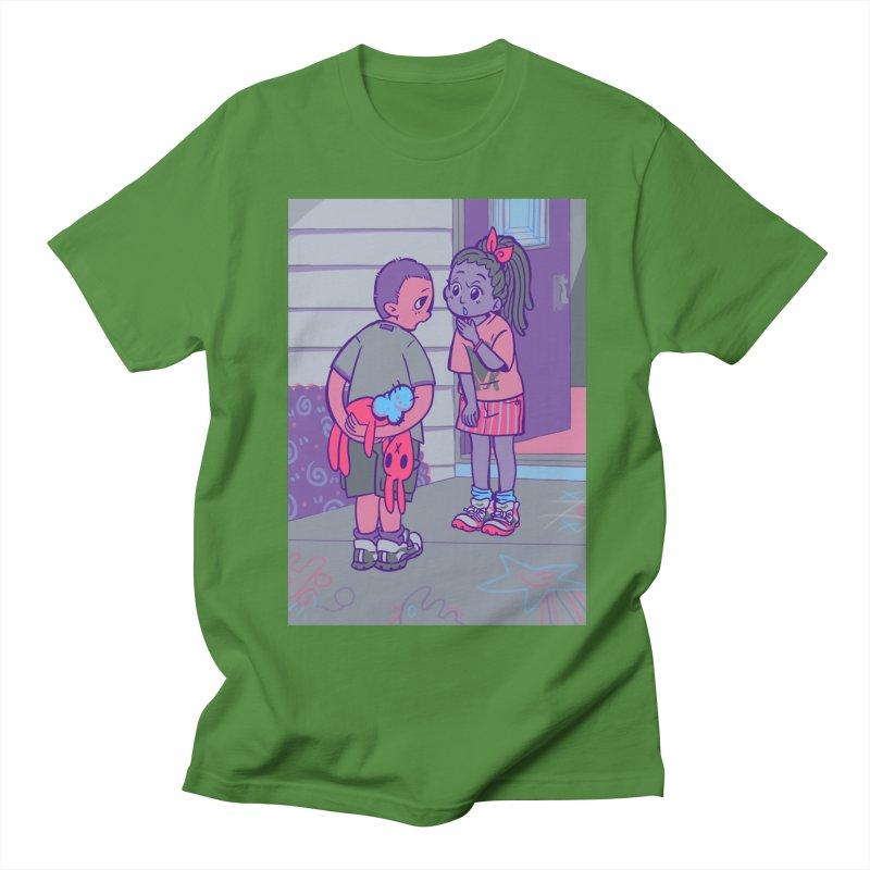 Honesty Card Art Women's Regular Unisex T-Shirt by The Spiffai Shop