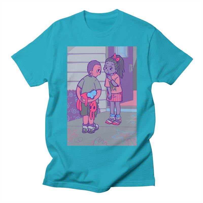 Honesty Card Art Men's Regular T-Shirt by The Spiffai Shop