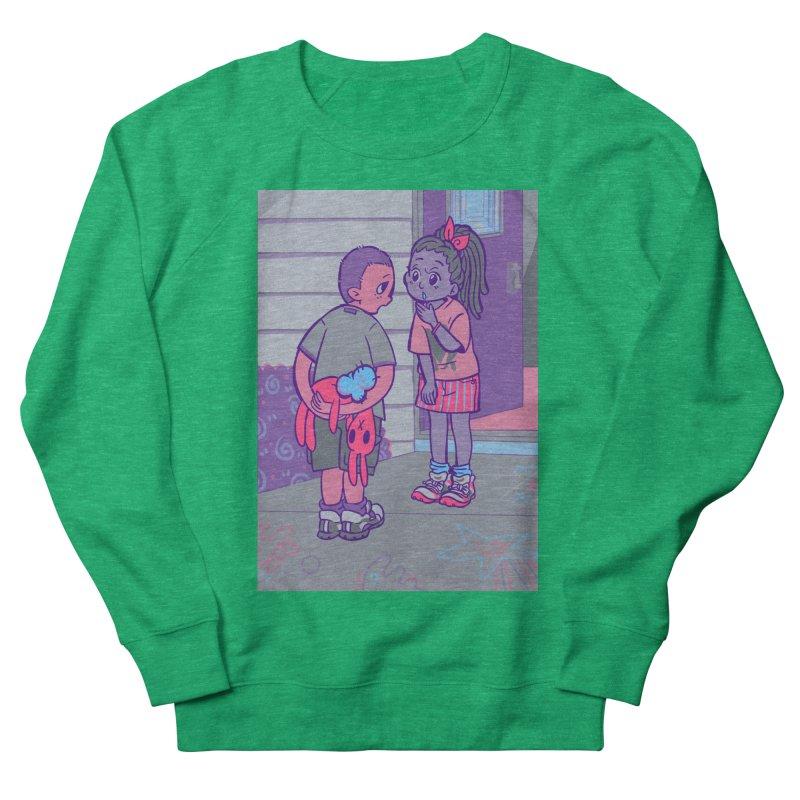 Honesty Card Art Women's Sweatshirt by The Spiffai Shop