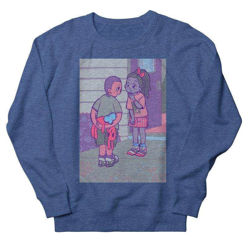Honesty Card Art Women's French Terry Sweatshirt by The Spiffai Shop