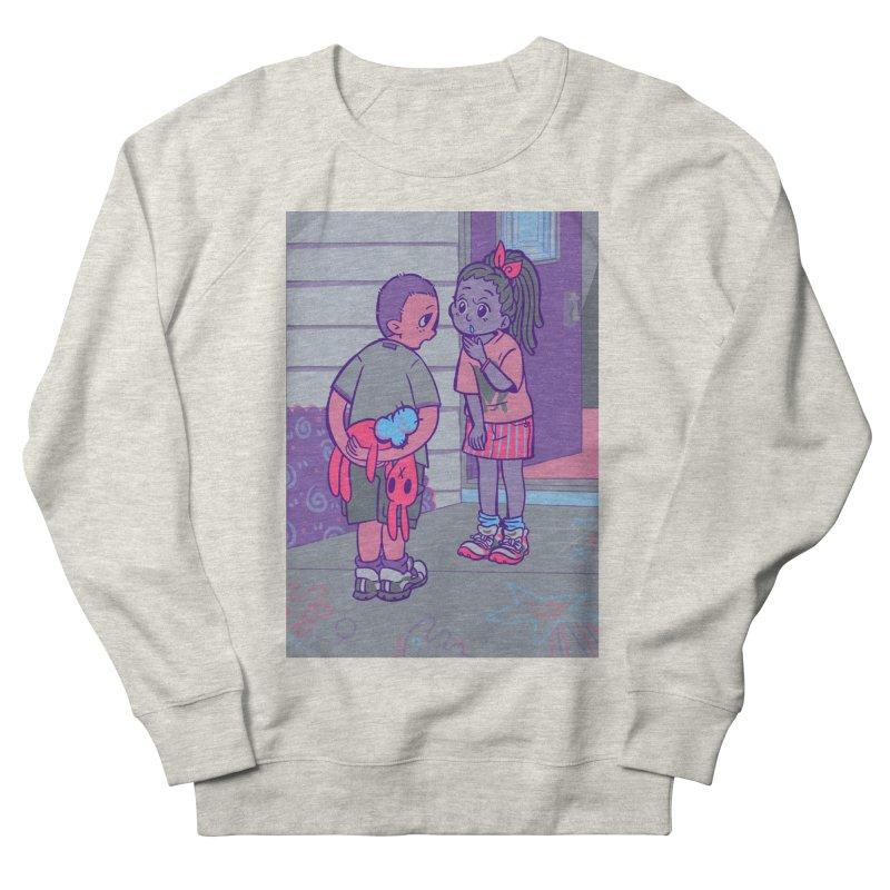 Honesty Card Art Men's French Terry Sweatshirt by The Spiffai Shop