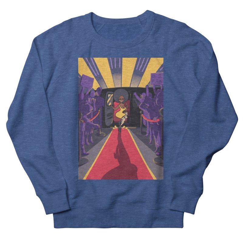 Red Carpet Gala Card Art Men's Sweatshirt by The Spiffai Shop