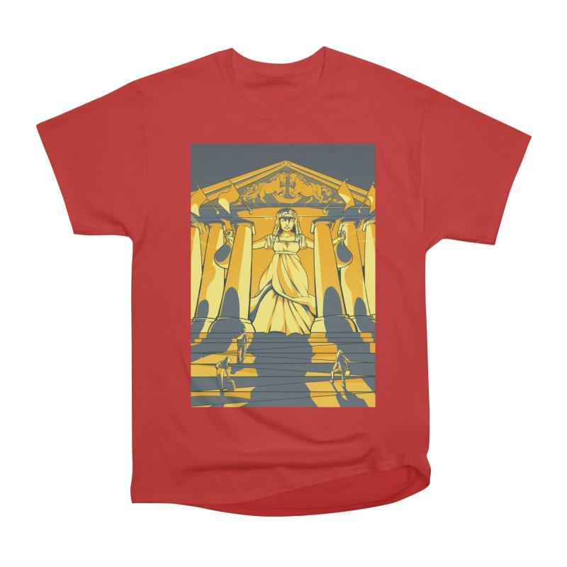 Third National Savings Bank Card Art Men's Heavyweight T-Shirt by The Spiffai Shop