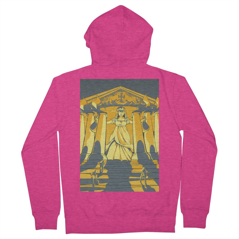 Third National Savings Bank Card Art Women's French Terry Zip-Up Hoody by The Spiffai Shop