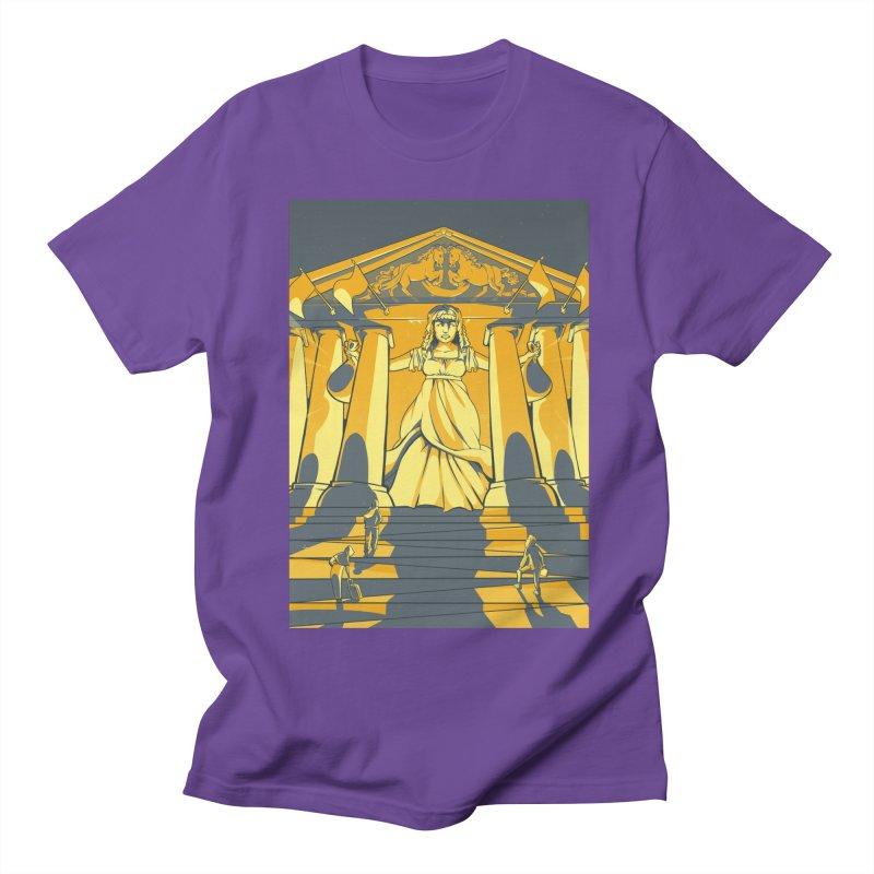 Third National Savings Bank Card Art Women's Regular Unisex T-Shirt by The Spiffai Shop