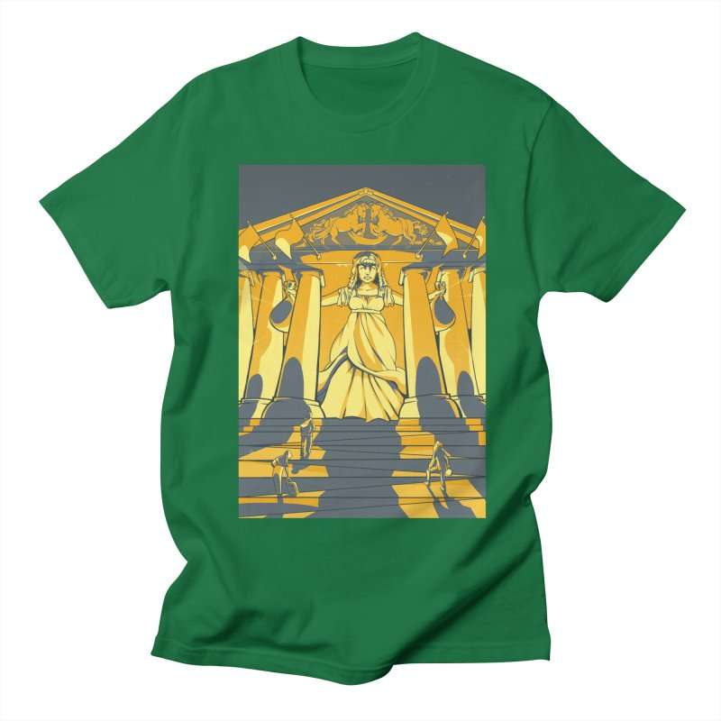 Third National Savings Bank Card Art Women's Unisex T-Shirt by The Spiffai Shop