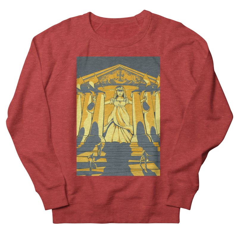 Third National Savings Bank Card Art Women's Sweatshirt by The Spiffai Shop