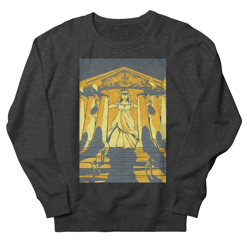 Third National Savings Bank Card Art Men's French Terry Sweatshirt by The Spiffai Shop