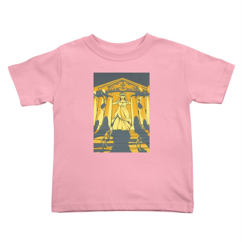 Third National Savings Bank Card Art Kids Toddler T-Shirt by The Spiffai Shop