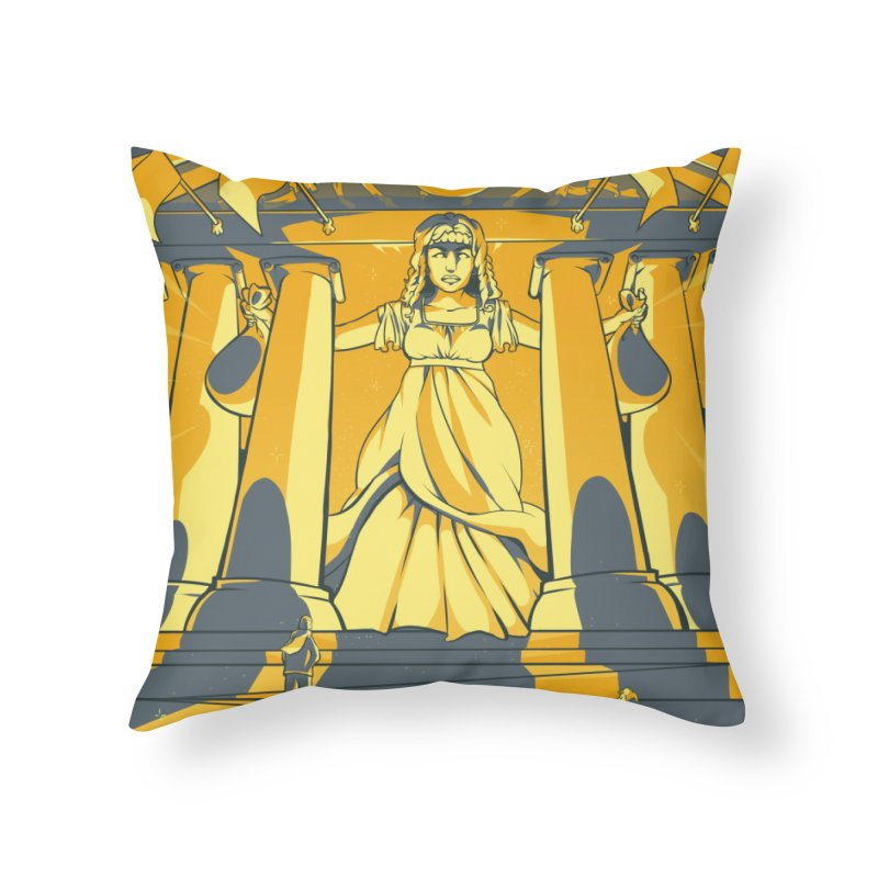 Third National Savings Bank Card Art Home Throw Pillow by The Spiffai Shop