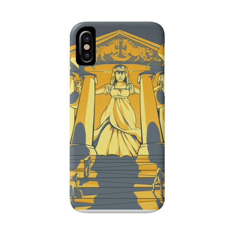 Third National Savings Bank Card Art Accessories Phone Case by The Spiffai Shop