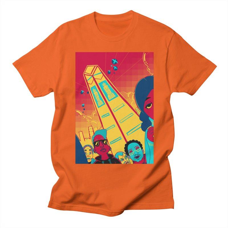 Presidential Tower Card Art Women's Regular Unisex T-Shirt by The Spiffai Shop