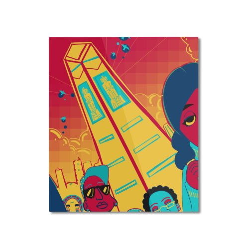 image for Presidential Tower Card Art
