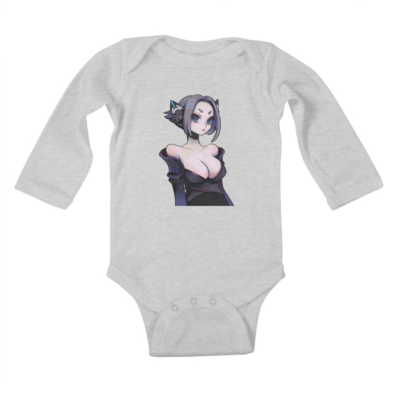 Voide from S2V2 Kids Baby Longsleeve Bodysuit by The Spiffai Shop