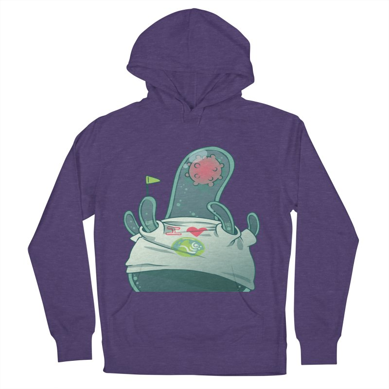 Azimuth from S2V2 Women's French Terry Pullover Hoody by The Spiffai Shop