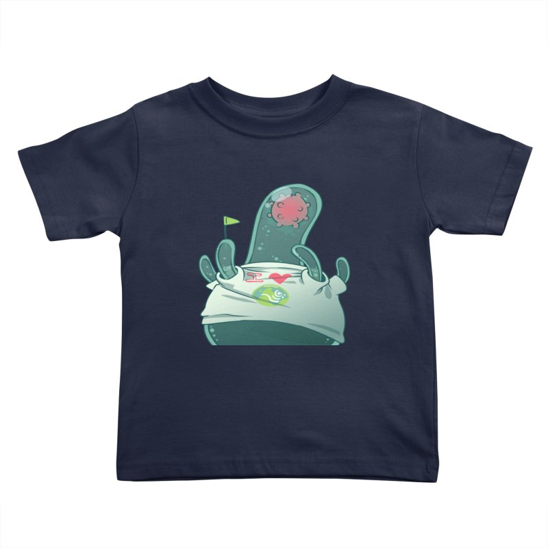 Azimuth from S2V2 Kids Toddler T-Shirt by The Spiffai Shop