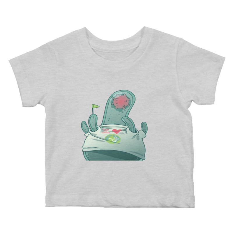 Azimuth from S2V2 Kids Baby T-Shirt by The Spiffai Shop
