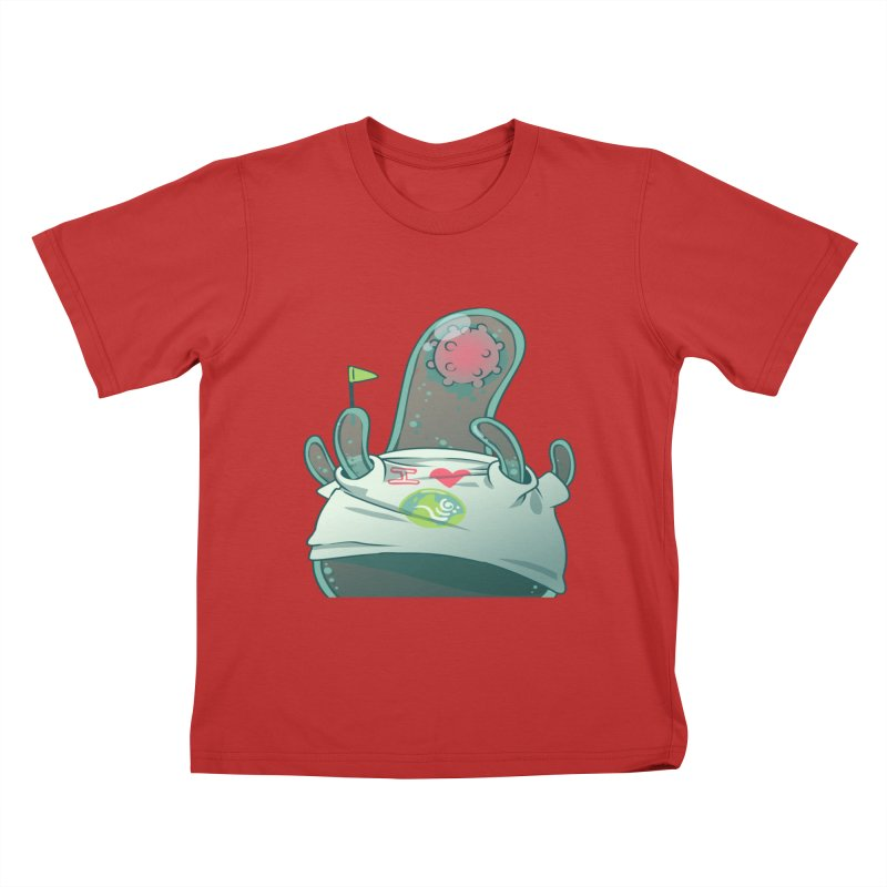 Azimuth from S2V2 Kids T-Shirt by The Spiffai Shop