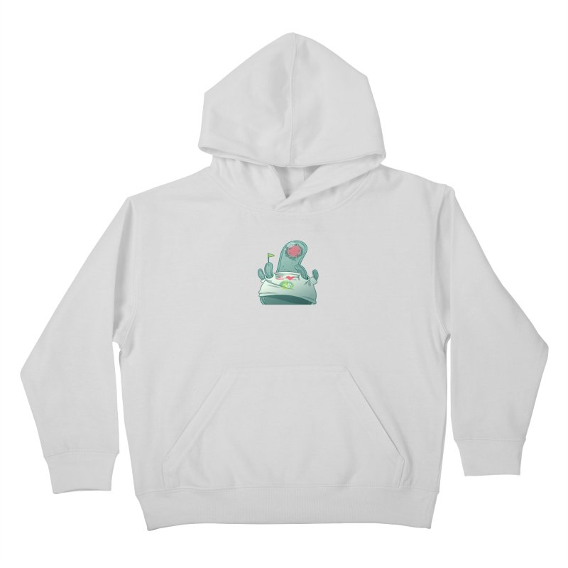 Azimuth from S2V2 Kids Pullover Hoody by The Spiffai Shop
