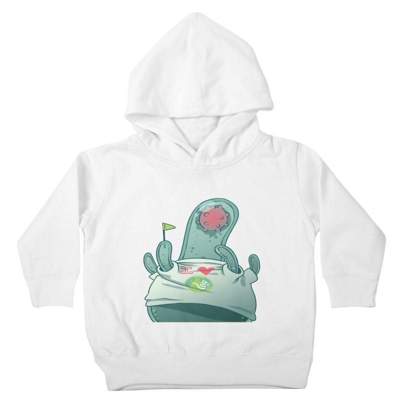 Azimuth from S2V2 Kids Toddler Pullover Hoody by The Spiffai Shop