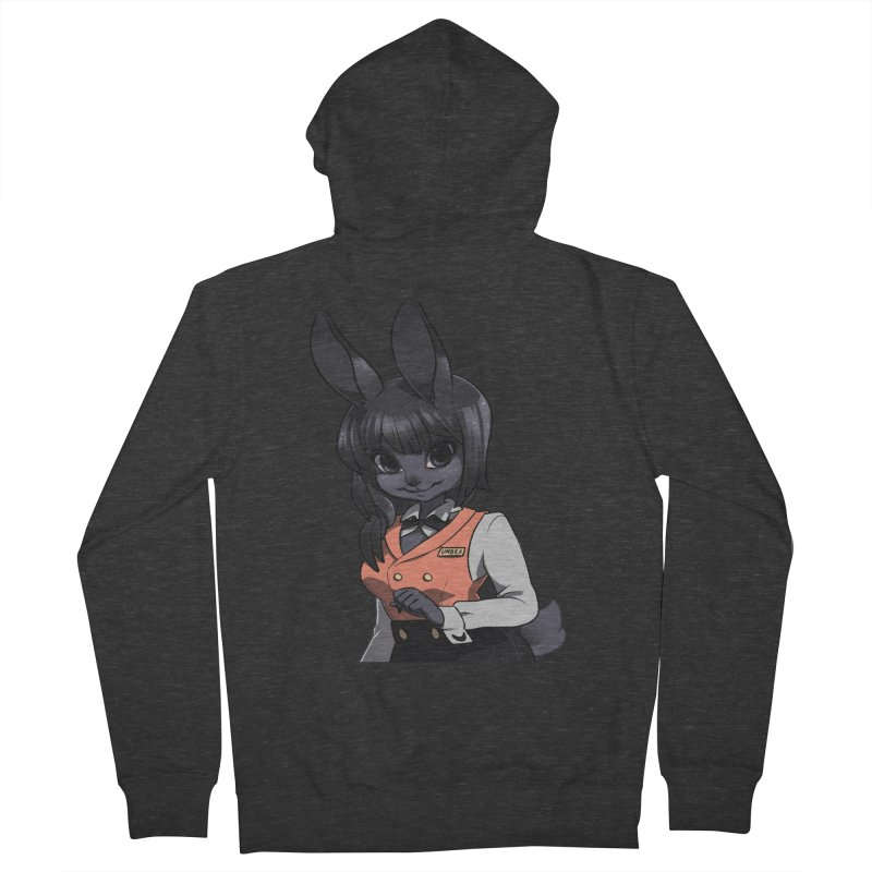 Umbra from S2V2 Women's French Terry Zip-Up Hoody by The Spiffai Shop