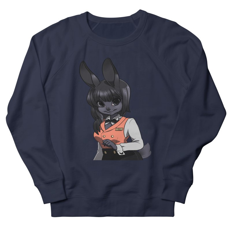 Umbra from S2V2 Women's French Terry Sweatshirt by The Spiffai Shop