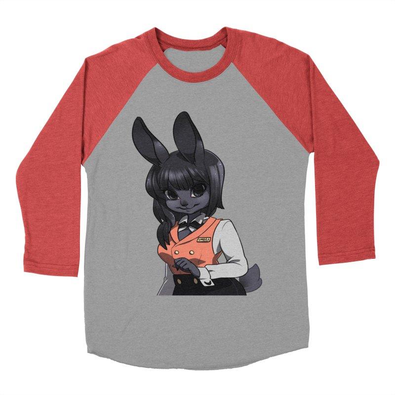 Umbra from S2V2 Women's Baseball Triblend Longsleeve T-Shirt by The Spiffai Shop